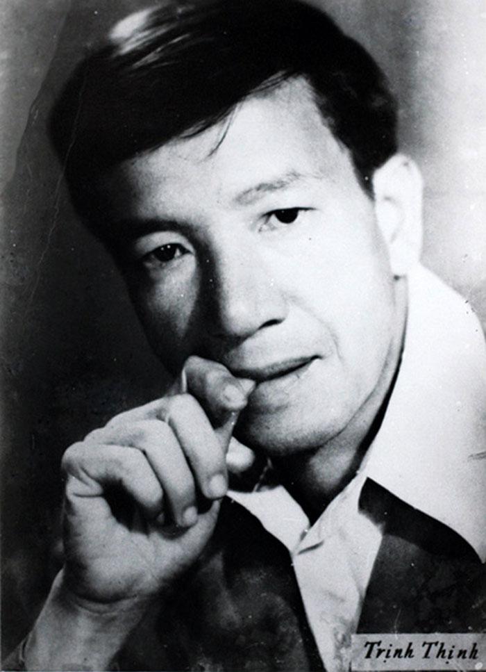 Thơ vĩnh biệt NSND Trịnh Thịnh