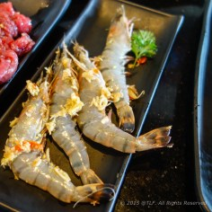 Raw Shrimps (for Grill)