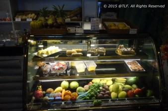 Cake Display Fridge (March 2015)