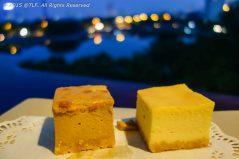Cheese Cake and Coffee Cheese Cake