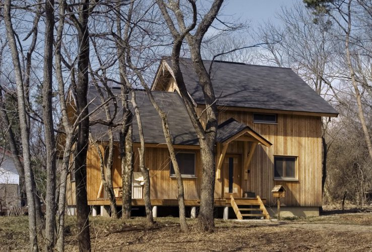 Holz100 Häuser in Japan - Thoma Holz
