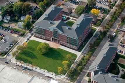 University of Akron – South Hall Student Housing 3