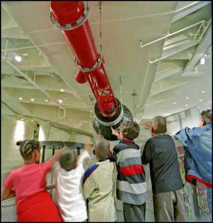mercury rocket and kids