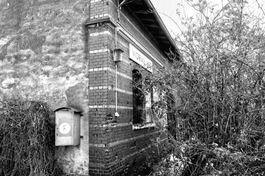 Bahnhof - Worms