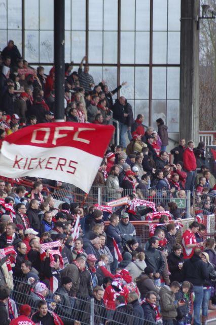 Kickers Offenbach Waldemar Klein Tribüne
