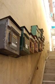 Porto Briefkästen