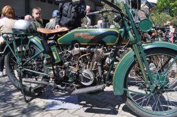 Harley Davidson Typ J Bj. 1922