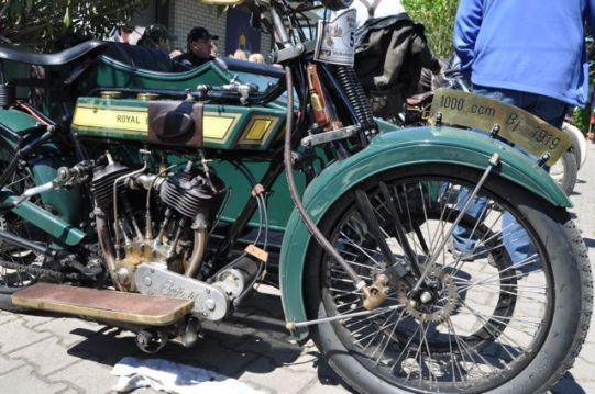 Royal Enfield Typ 150 Bj. 1919