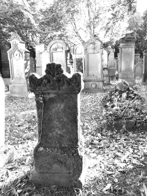 Jüdischer Friedhof Dalsheim - 09