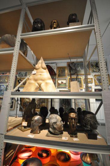 Kunsthalle Mannheim Schaudepot