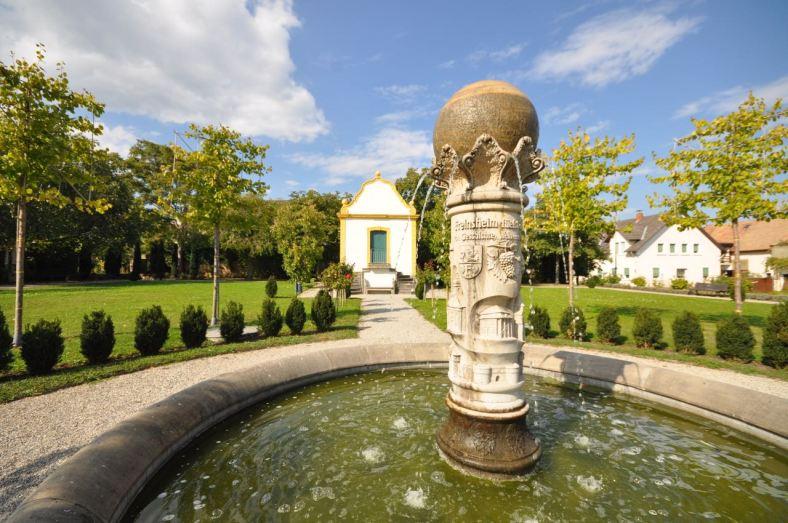 Barock Garten Freinsheim