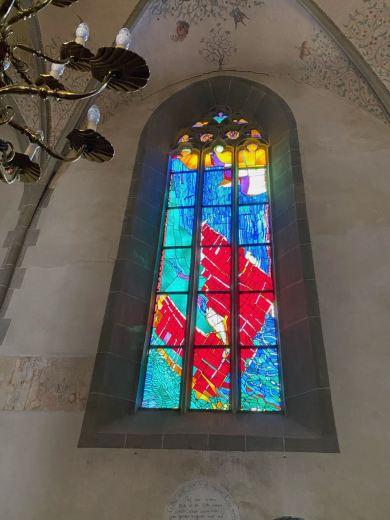 St. Matthias - Bad Sobernheim - Fenster von Georg Meistermann