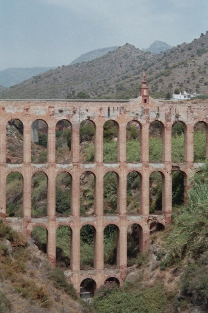 Puente de Las Aguilas, Spain