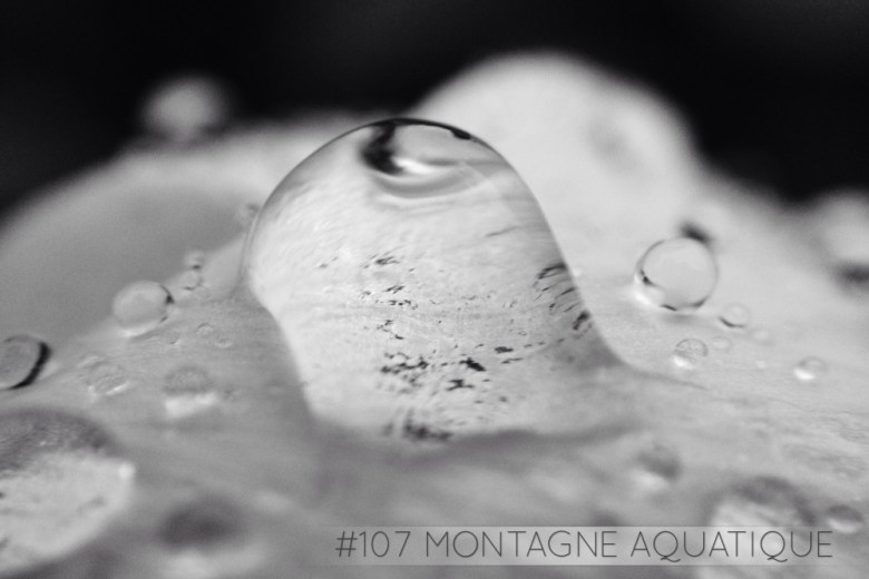 107 Montagne aquatique