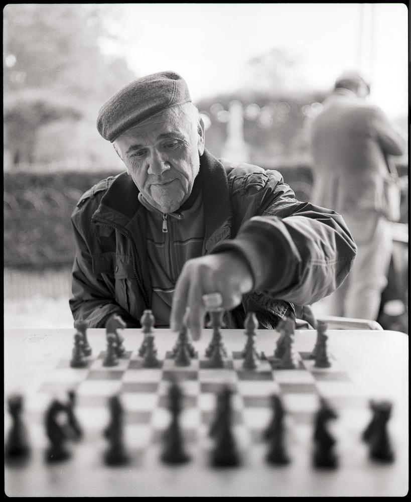 Emile le joueur d'échec
