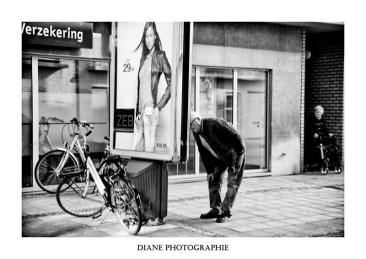 Je propose donc une photo prise en Novembre dernier à Oostende, un clic clac sur le vif et hop c'était dans la boîte ! Quel bonheur ! Bonne soirée et belle continuation à vous, sourire, Diane.