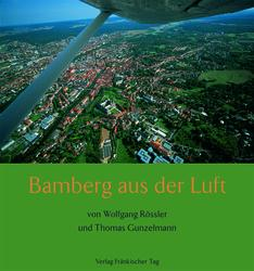 Bamberg aus der Luft