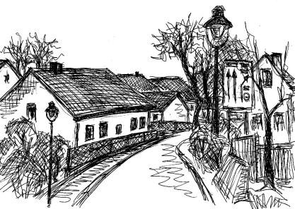 ArkadSk15 Caputh Dorfstraße