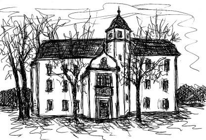ArkadSk22 Grunewald Jagdschloss