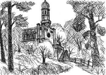 ArkadSk3 Nikolskoe Kirche St-Peter-Paul_