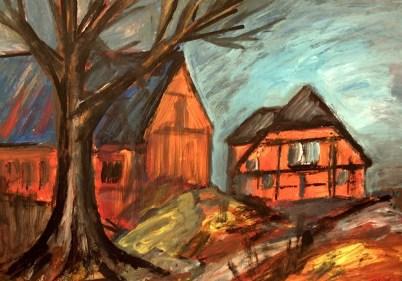 BARNIM23_Rote Scheune in Klobbicke