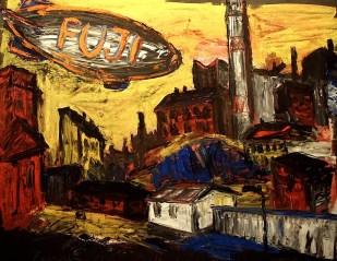 BLN8-Nacht-Zeppelin ueberm Osthafen