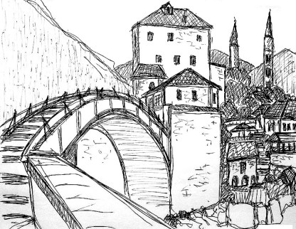 Balkan28-Herzegowina-Mostar II