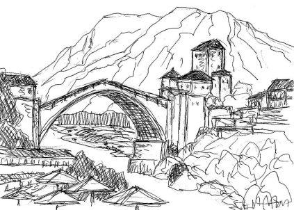 Balkan29-Herzegowina-Mostar III