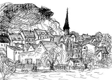 BarnimSk12 Oderberg Blick auf die Stadt