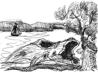 BarnimSk15 Werbellinsee Seeungeheuer