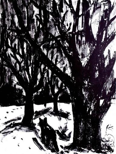 Bln-Schwarz-Weiss14-F-hain im Winter