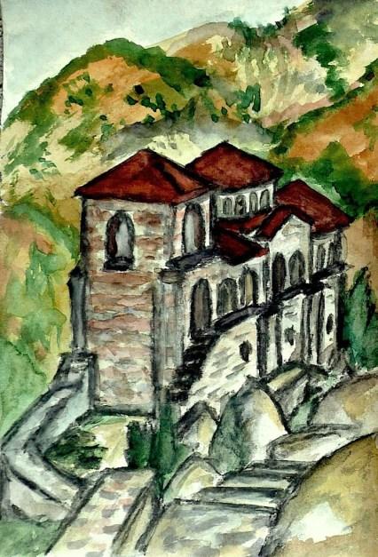 Bulgar22-Assen-Festung