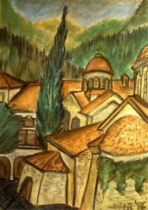 Bulgar27_Batchkovo-Kloster