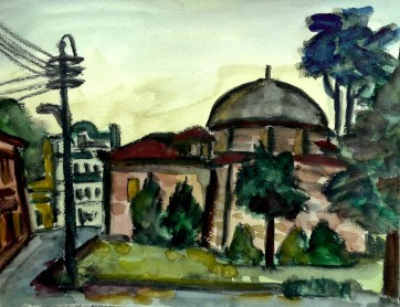 Bulgar5-Plovdiv-Synagoge