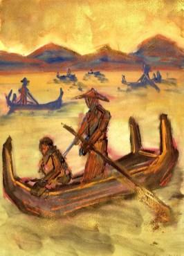 Burma5-Sagaing-Fischerboote