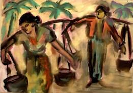 Burma9-Wassertraegerinnen