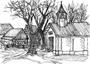 CZ13 Dorf Vesec2