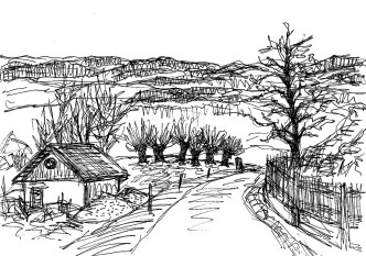 CZ7 Landschaft im Cesky Raj1