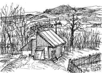 CZ8 Landschaft im Cesky Raj2