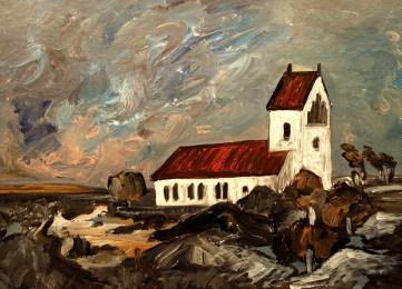 Daenemark17-Kirche von Lyngvik