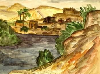 Egypt16-Assuan-Nilkatarakte2