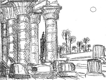 Egypt9-Luxor-Tempel