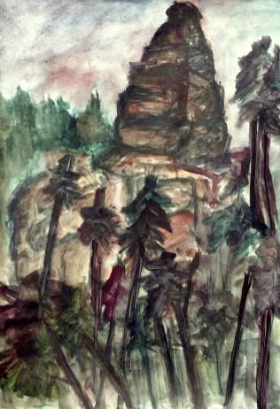 Elbsand26-Kegelturm Himmelsleiter