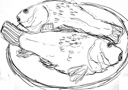 Fische Schleie2