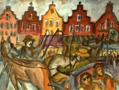 Flandern12-Bruegge-Groote Mart