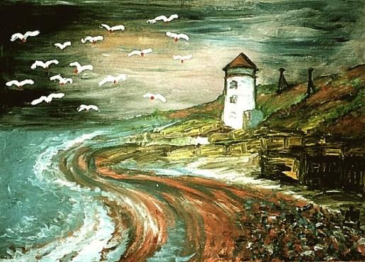 Flandern7-Leuchtturm De Haan