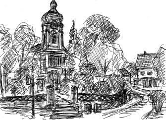 HavelSk2 Paewesin Dorfkirche