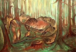 Jasmund10_Huenengrab im jasmunder Forst