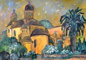 Kreta10_Akrotiri-Kloster Agia Triada