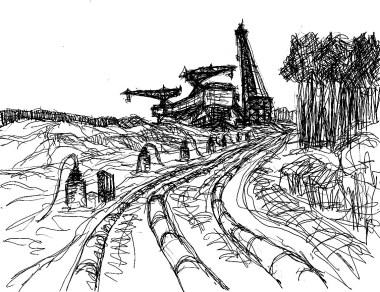 LausitzSk17 Tagebau Welzow-Sued2